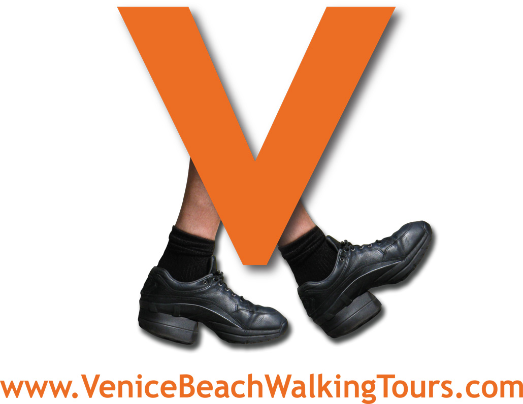 Venice Beach Walking Tours Logo