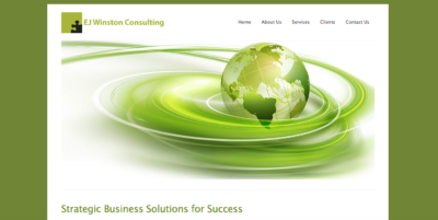 EJ Winston Consulting designed by Jagmedia 052617
