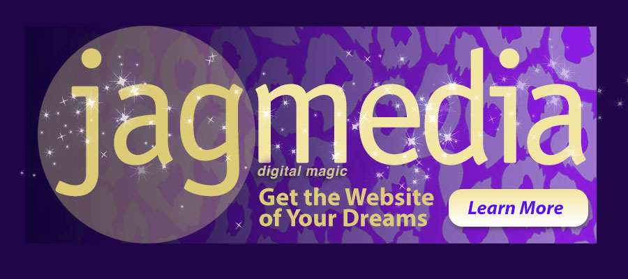 Jagmedia Branding + Wordpress Website Design in Venice Beach CA  Culver City, CA + SEO, Original Content Creation, Social Media, Blogging