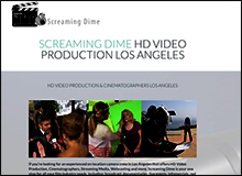 Screaming Dime-website-design-Jagmedia