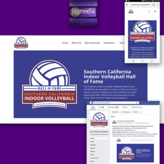 Sports Hall of Fame Website Design Jagmedia