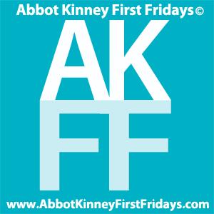 Abbot Kinney First Fridays AKFF-Logo-©2016