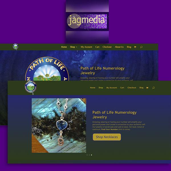 Path of Life, E-Commerce Website