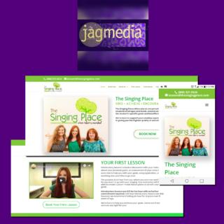 JAGmedia Singing Place Website