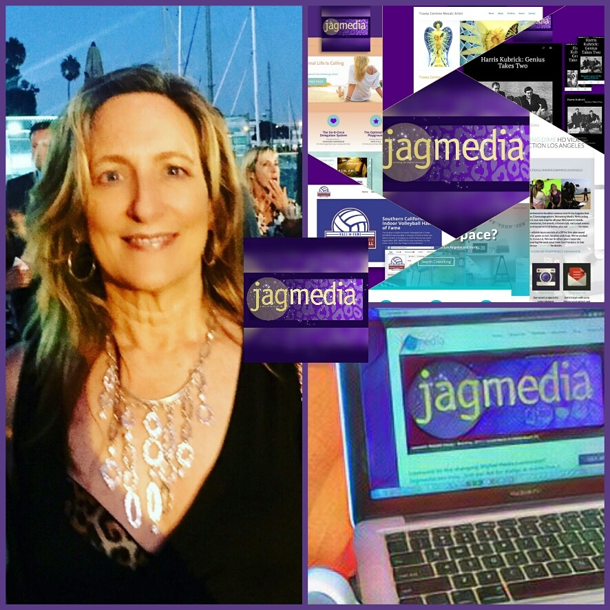 Jagmedia is a digital creative studio in Culver City, CA, Creative Director is Janet Gervers.