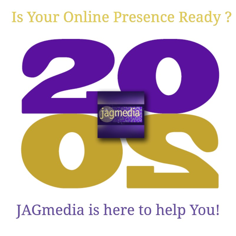 2020 is your website ready-JAGmedia is here to help you