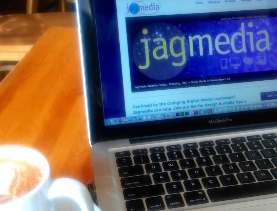 Jagmedia Specializes in WordPress Website Design