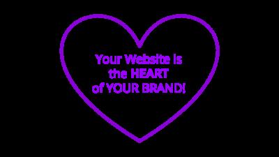 Heart of Your Website