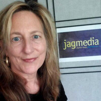 Janet Gervers JAGmedia Design Cafe
