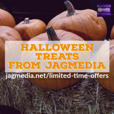 Halloween Sale Treats from JAGmedia