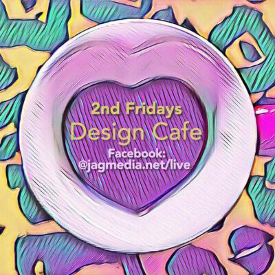 Design Cafe Event on Facebook Live Hosted by Janet Gervers, JAGmedia