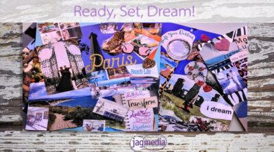 Ready Set Dream Vision Board Workshop Dec 2020 & Jan 2021 Live on Zoom