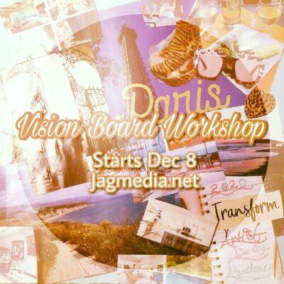 Vision Board Workshops by JAGmedia