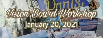 Vision Board Workshop JAGmedia 2021