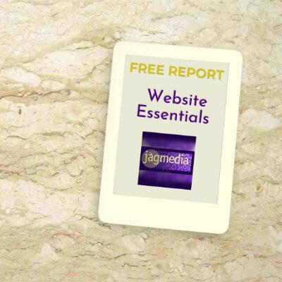 free report JAGmedia Web Essentials