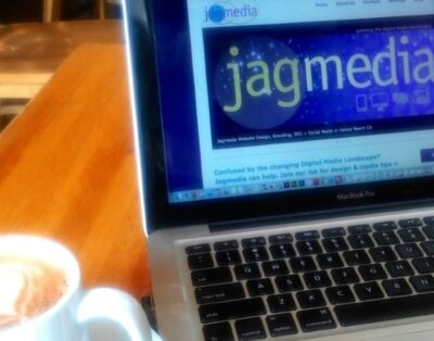 YOu'll love your website created by JAGmedia