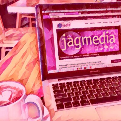 Attract Clients with your custom website from JAGmedia