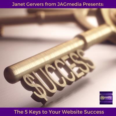 5 Keys-Website-Success-JAGmedia