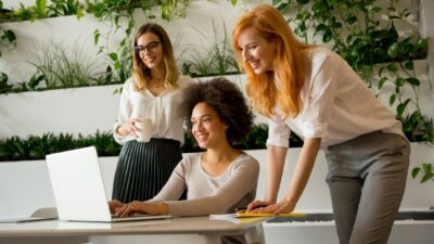 Website of Your Dreams 2021-professional women