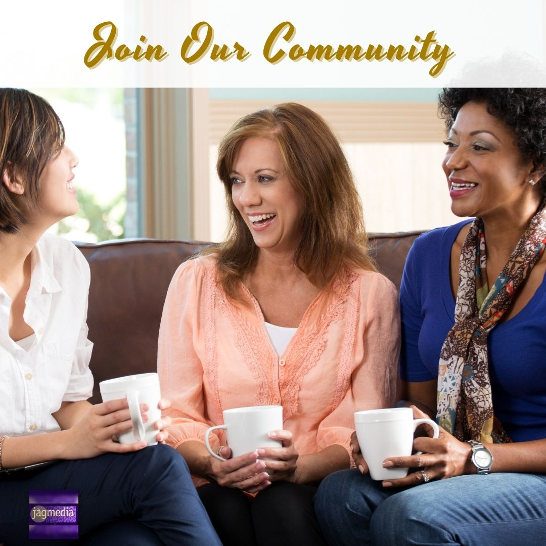 join our community email optin JAGmedia