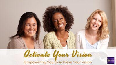 Activate Your Vision-Online Program-JAGmedia