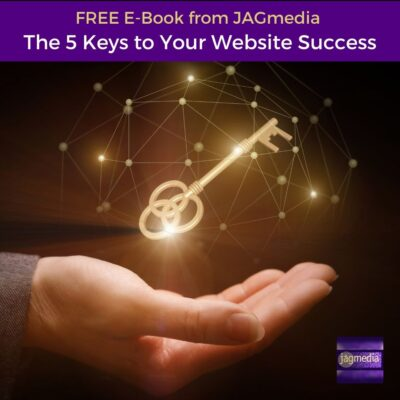 Free Download-The 5 Keys to Your Website Success-JAGmedia